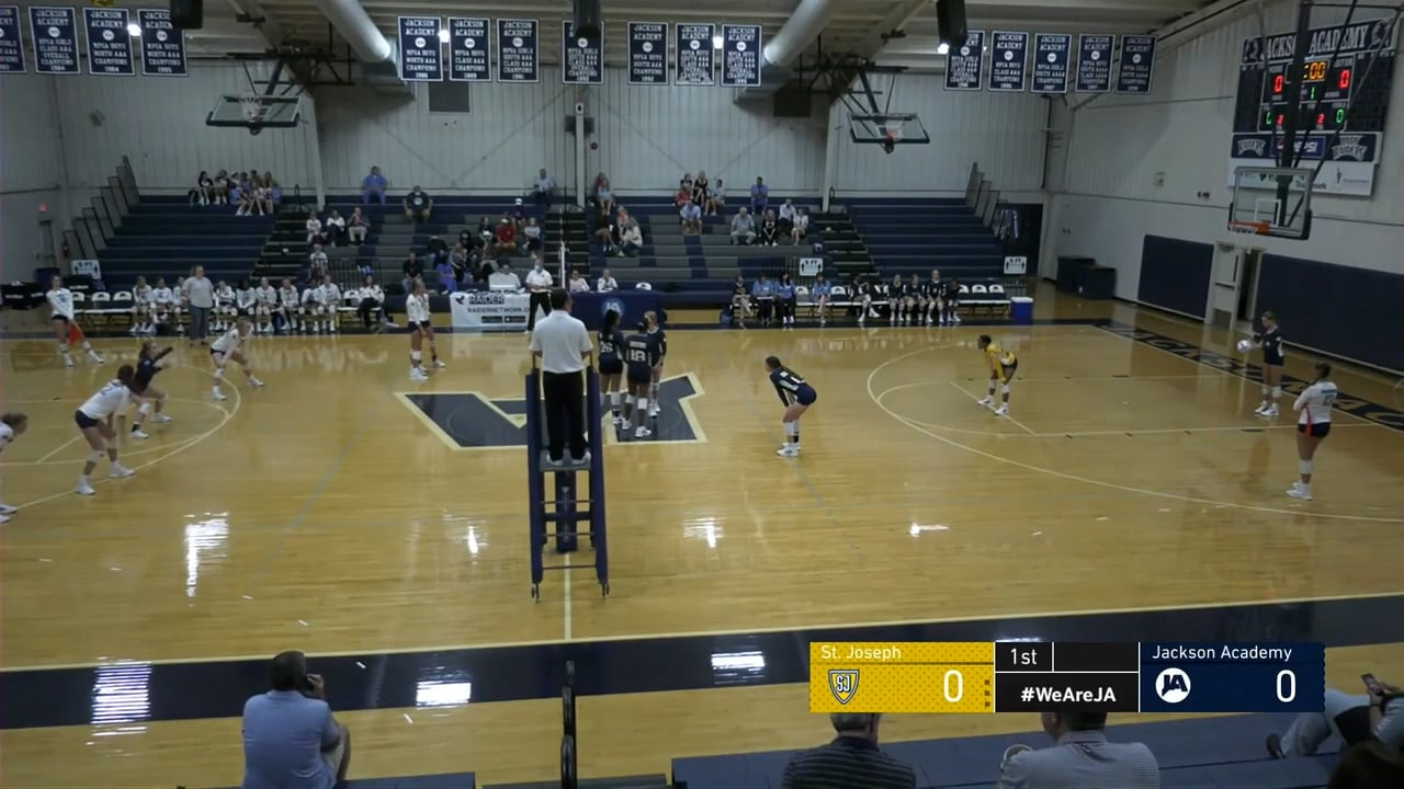 JV Volleyball vs St. Joseph - 09-07-21