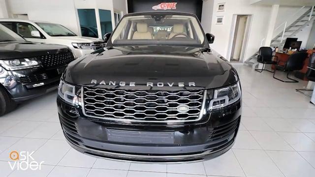 RANGE ROVER HSE - BLACK -...
