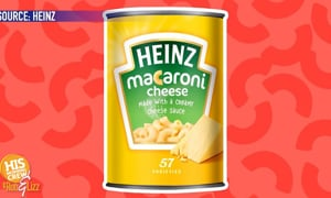 Mac and Cheese in a CAN!