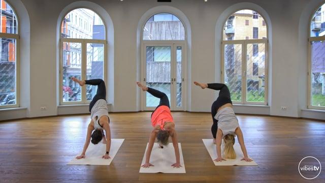 Yoga #46 Chakra II