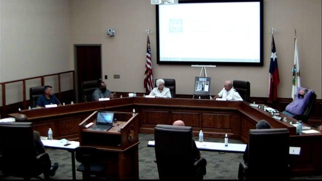 9-13-2021 Council Meeting