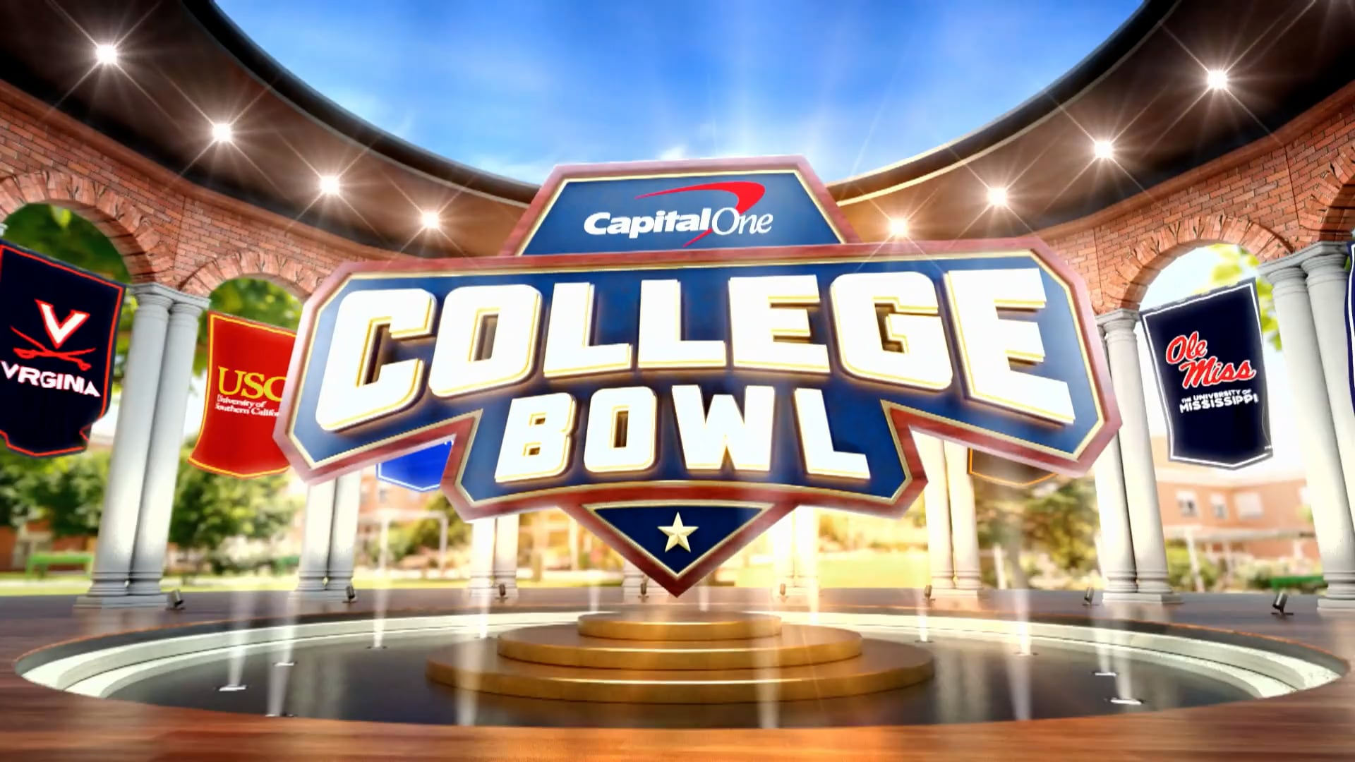 NBCUniversal | College Bowl Format Promo