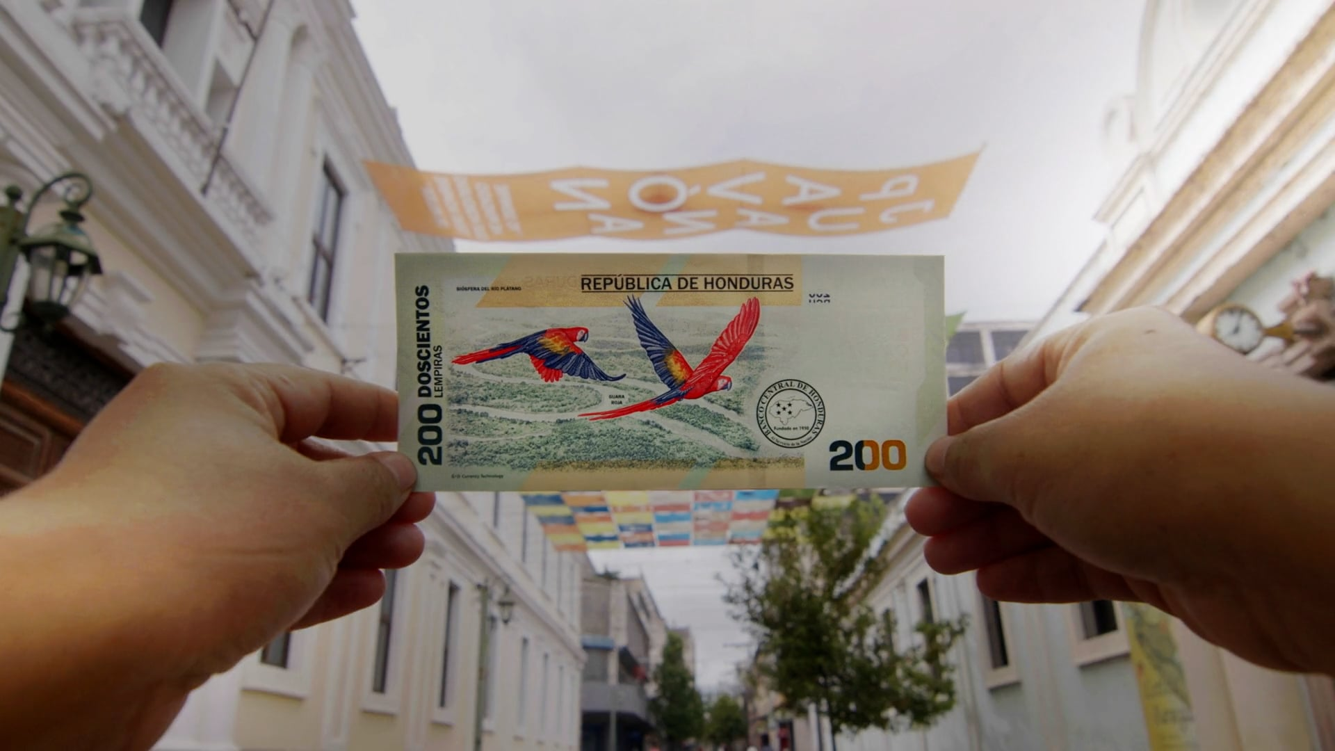 14 al Centro I Banco Central de Honduras