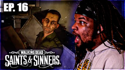 What Really Happened At The Bunker! Flam's Walking Dead: Saints & Sinners VR Walkthrough Ep. 16