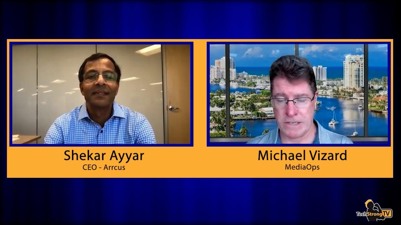 Agile Networking – Shekar Ayyar, Arrcus