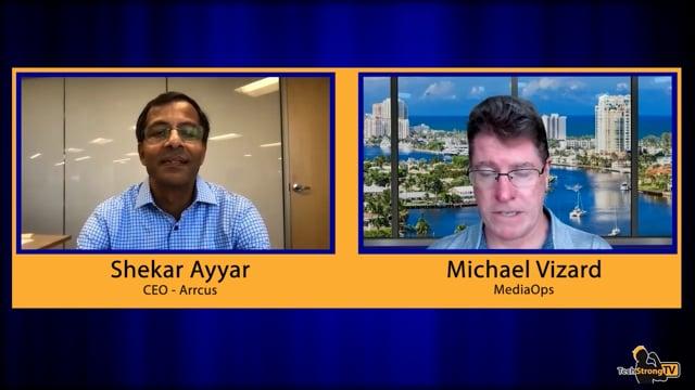 Agile Networking - Shekar Ayyar, Arrcus
