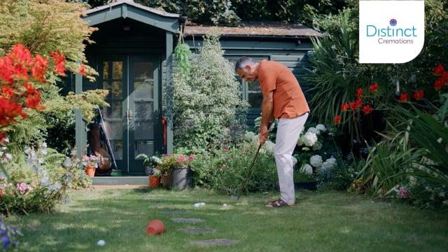 Rob and Ian shoot for Distinct Cremations