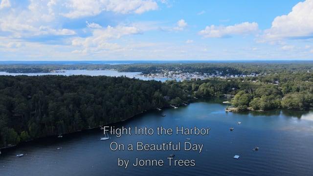 Flight Into the Harbor