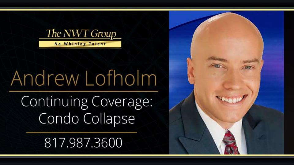 Continuing Coverage: Condo Collapse