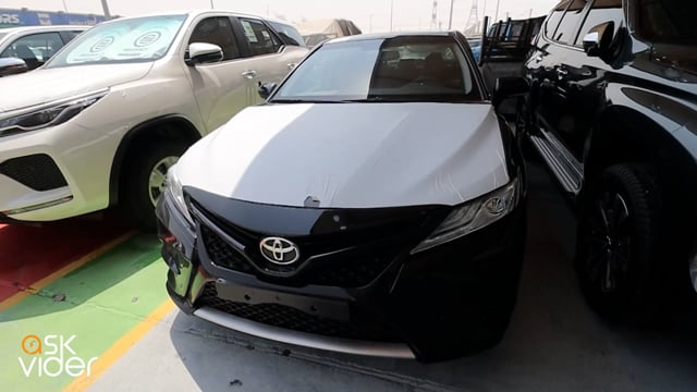 NEW! TOYOTA CAMRY SPORT - BLACK - 2021 *ASK FOR PRICE