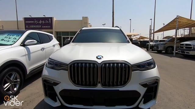 BMW X7 M501 - WHITE - 202...