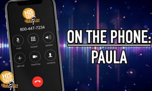 Paula Calls in and Has Something to Say!