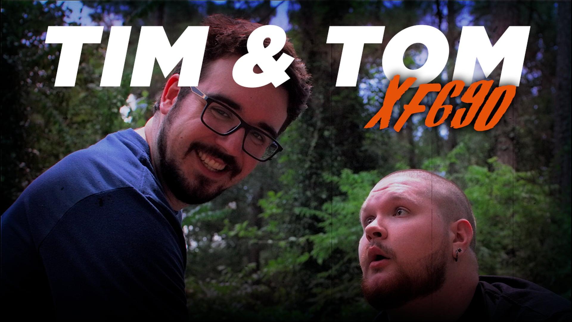 Tim & Tom Purple Edition