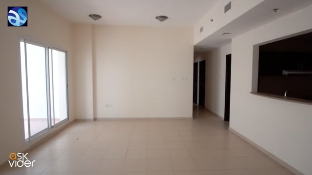 Ready To Move in 2 Bedroom Apartment | Close To Exit Park
