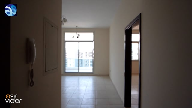 AMAIZING BIG SIZE ONE BEDROOM HALL WITH BALCONY in DSO