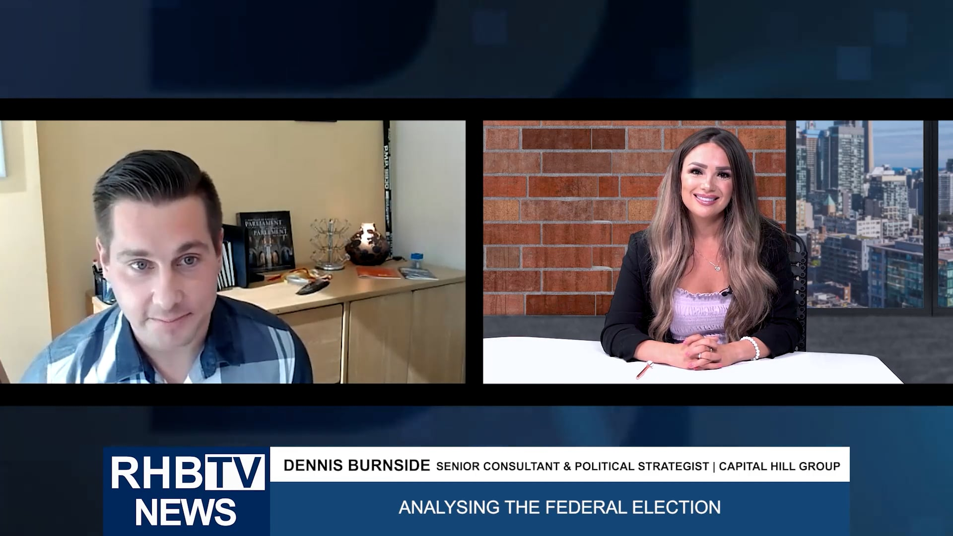 Analysing the Federal Election with Dennis Burnside 2/2