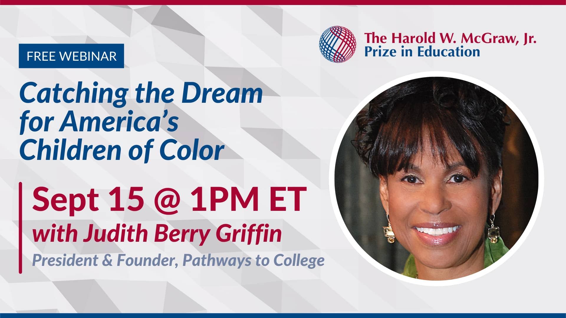 Play video: Catching the Dream for America's Children of Color