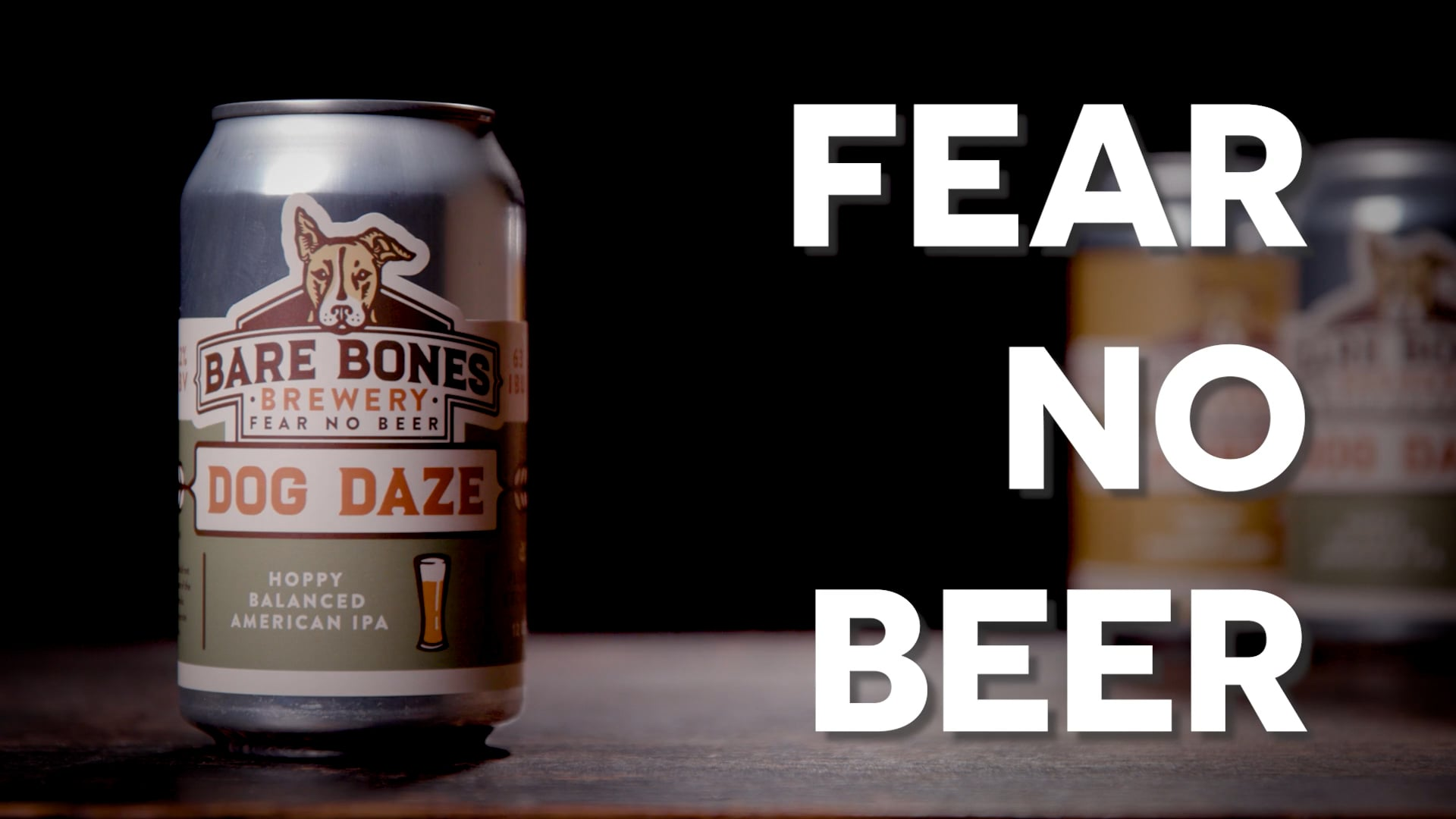 Bare Bones Brewery | Dog Daze