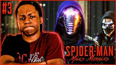 The Tinkerer Means BUSINESS! Trent's Spider-Man Miles Morales: Walkthrough Ep. 3