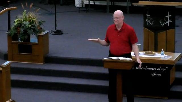 9-15-2021 Wednesday Night Bible Study