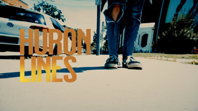 Rock N Roll Will Save Your Life - Huron Lines