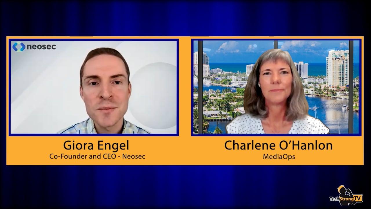 Round of Funding – Giora Engel, Neosec