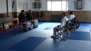 Els alumnes de jujitsu adaptat comencen nova temporada