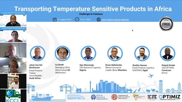 VIDEO: Transporting temperature-sensitive products produces unique challenges