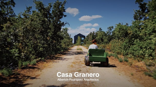 Casa Granero by Alberich-Rodríguez Arquitectos