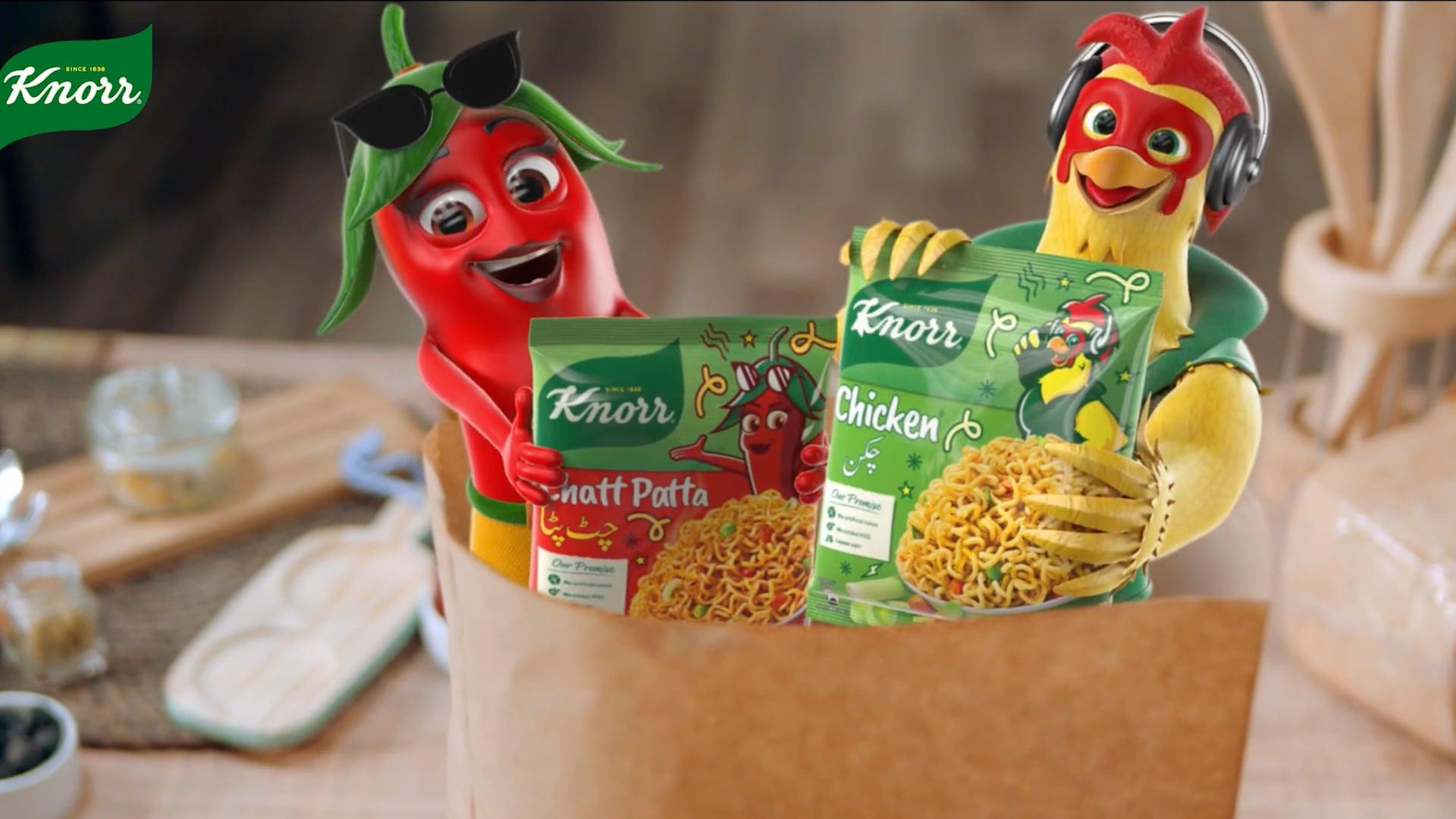 Knorr Noodles - Billa