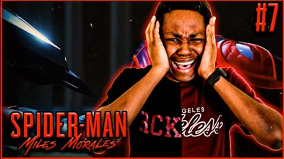 Is This The END!? Trent's Spider-Man Miles Morales: Walkthrough Ep. 7