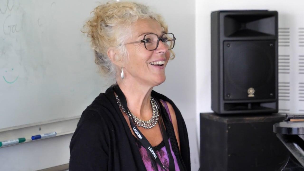 École de musique : Chant - Myriam Moreau