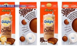 REESES Ice Coffee is here!