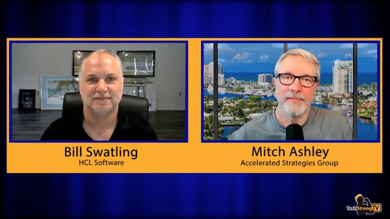 HCL SoFy – Bill Swatling, HCL Software