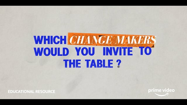 One Night in Miami Featurette Which Change Makers Would You Invite to the Table?