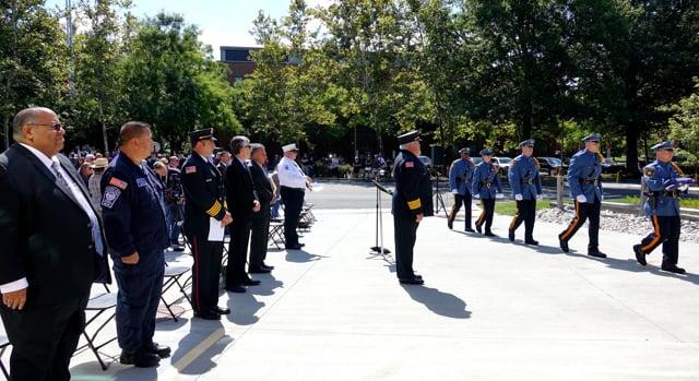 Storyline - Princeton 911 Memorial Dedication Ceremony