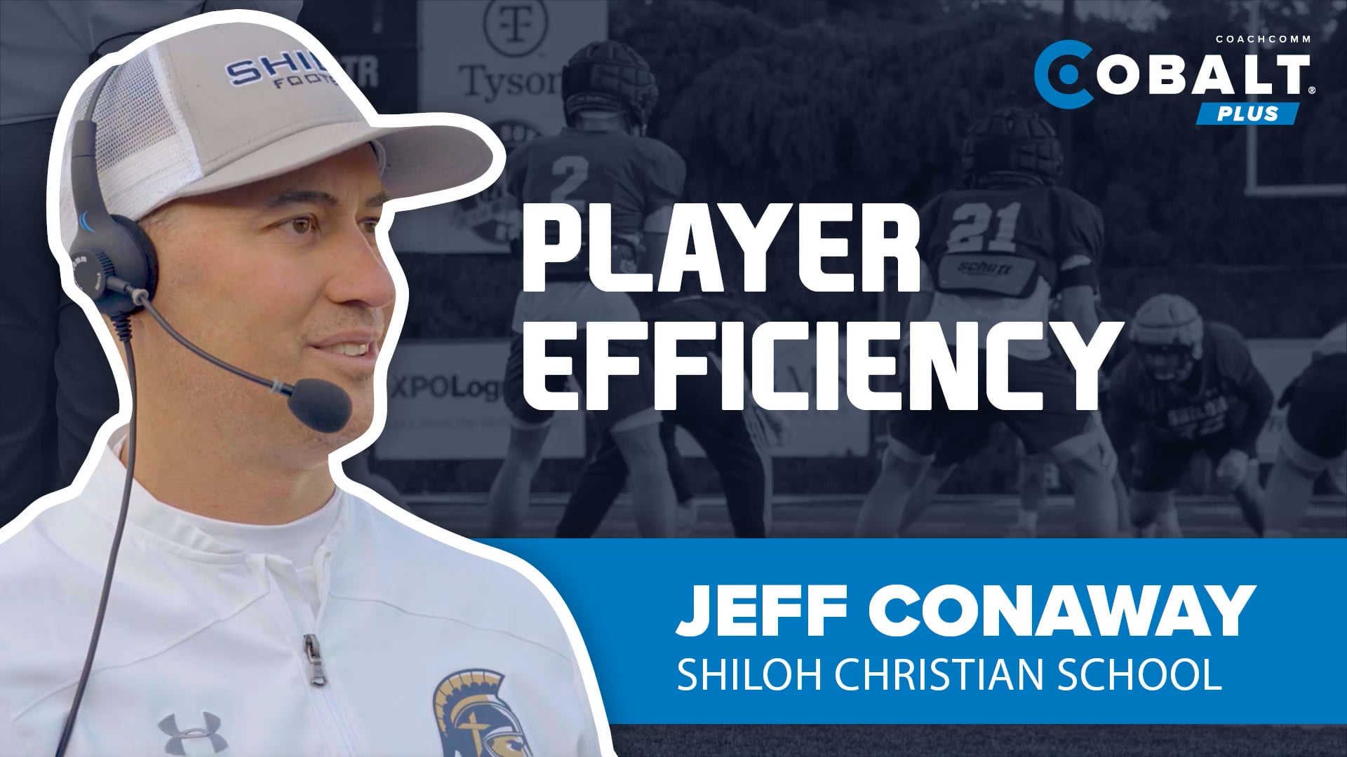 Cobalt PLUS and Player Efficiency