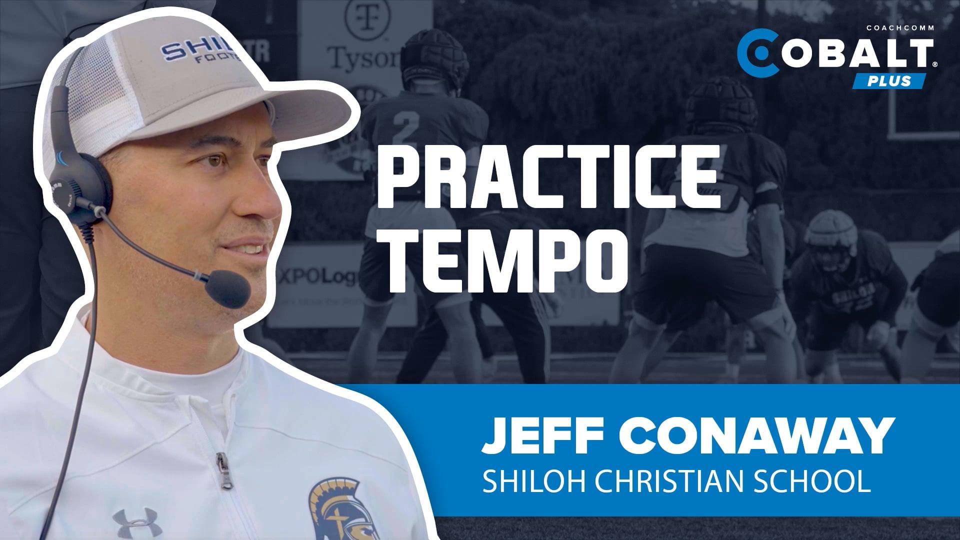 Cobalt PLUS improves the tempo of practice