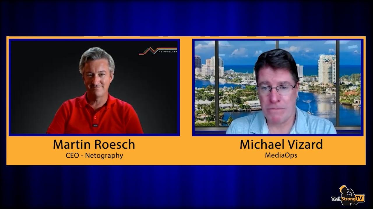 Network Detection – Martin Roesch, Netography