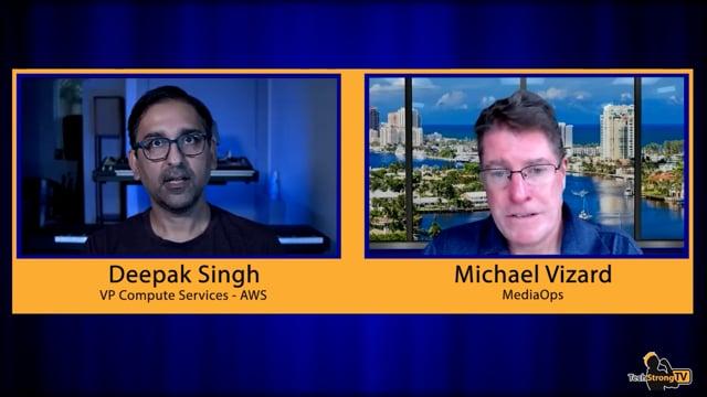 Hybrid Cloud Computing - Deepak Singh, AWS
