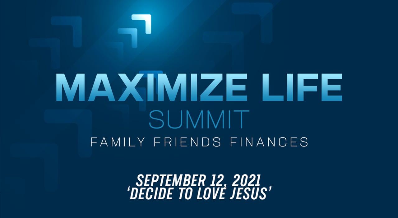 Sunday Evening, 'Decide to Love Jesus' (Guest Speaker: Cody Kuehl)