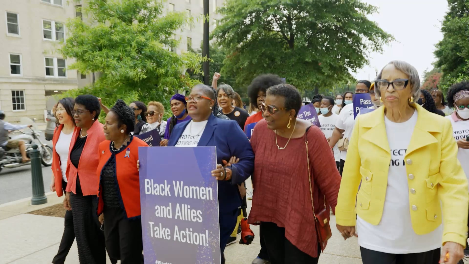 Black Women Leaders & Allies Call to Action For Voting Rights Week 2!