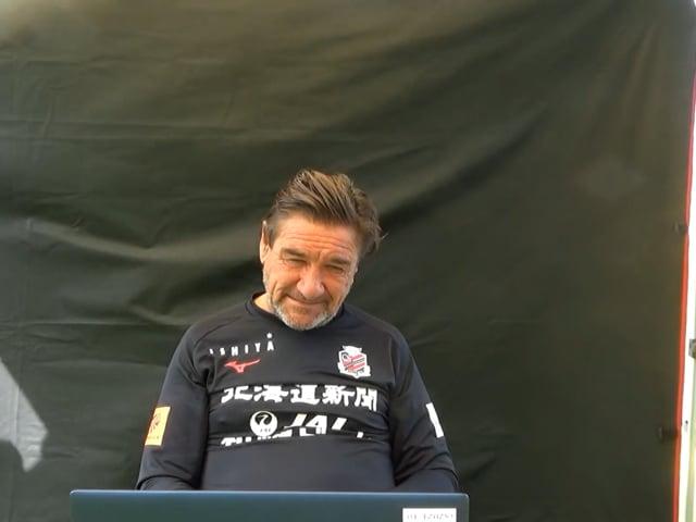 ヴィッセル神戸戦前日 監督 コメント(明治安田生命J1リーグ第29節)