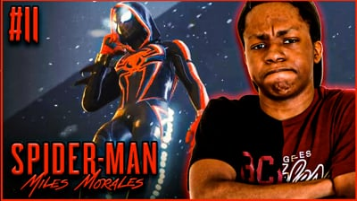 Can Trent Save Harlem!? Trent's Spider-Man Miles Morales: Walkthrough Ep. 11