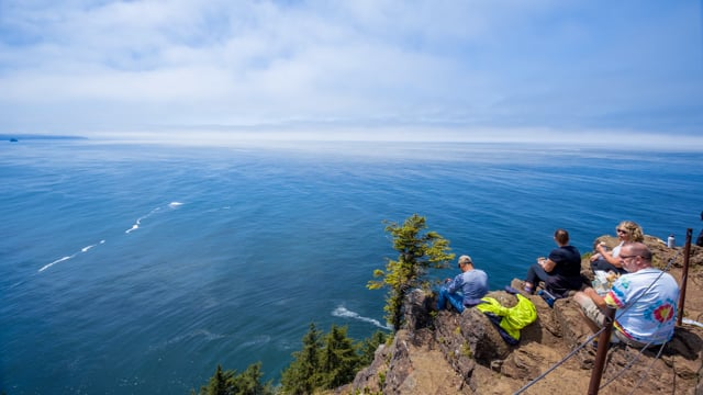 Pacific Northwest, Part 2 - The Best of Coastal Oregon - 4K Nature Documentary Film (with Narration)