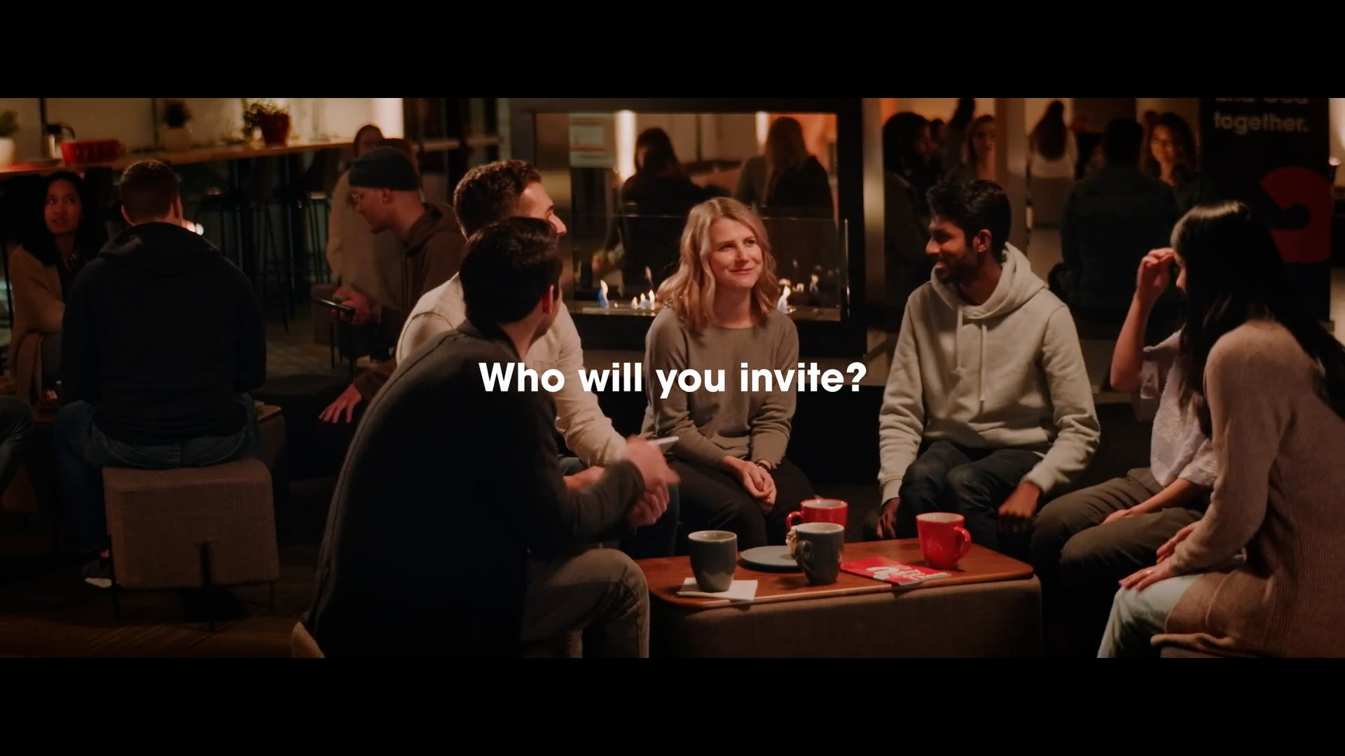 Alpha Invitation Video