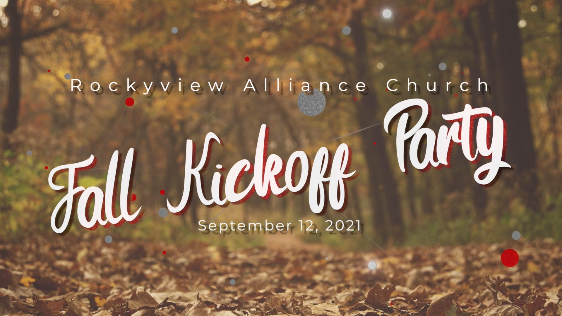 Rockyview Fall Kickoff 2021 - RECAP