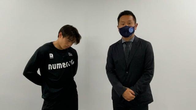 【第30節vs.栃木】山根永遠選手インタビュー