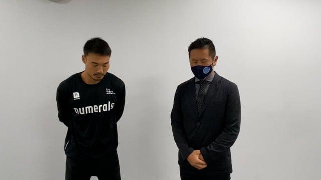 【第30節vs.栃木】中山仁斗選手インタビュー