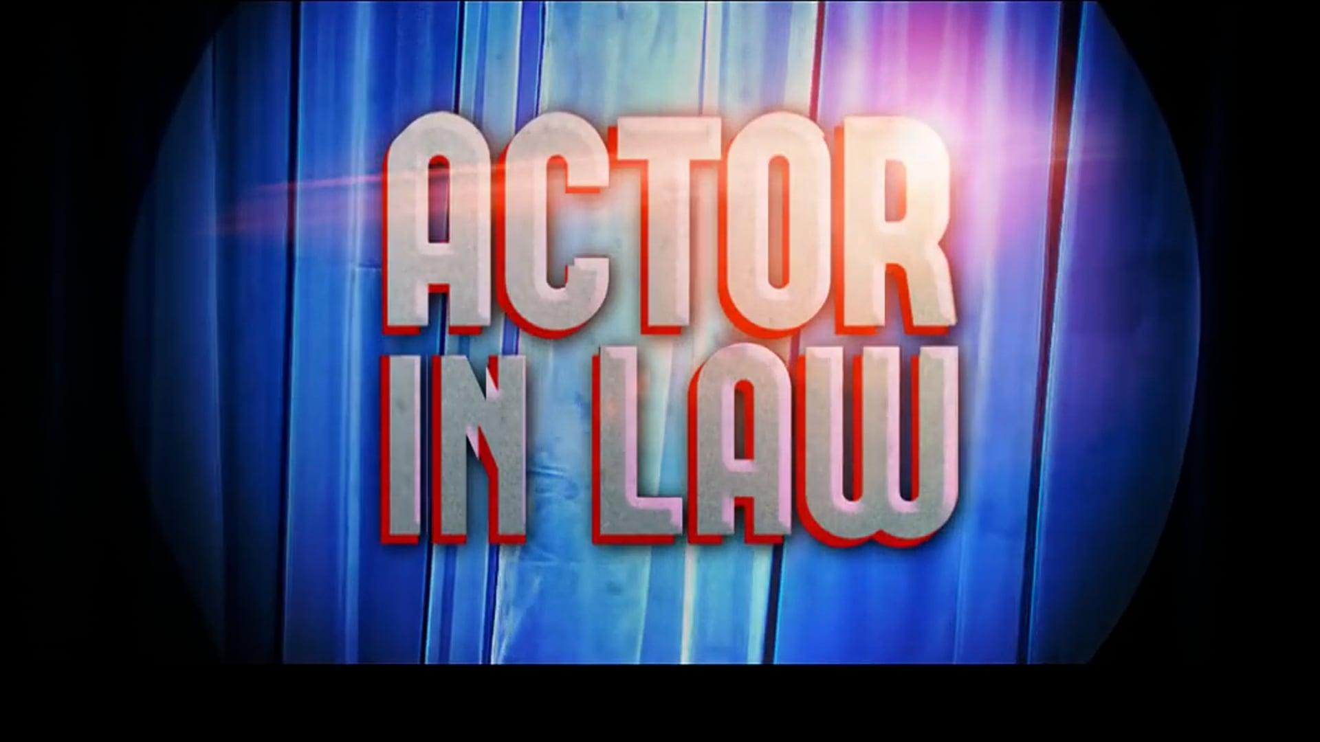 Actor In Law Grade & VFX Breakdown